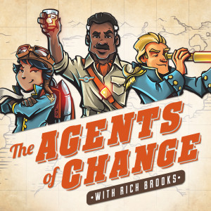 agents of change podcast - the best markewting podcasts