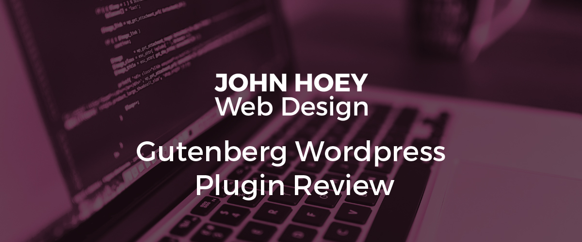 gutenberg wordpress review